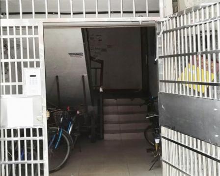 柳林社区-楼宇对讲及单元门更换